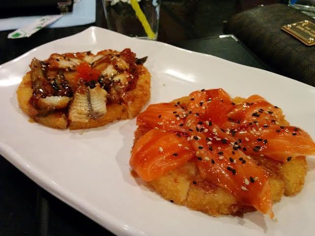 sushi pizza 2