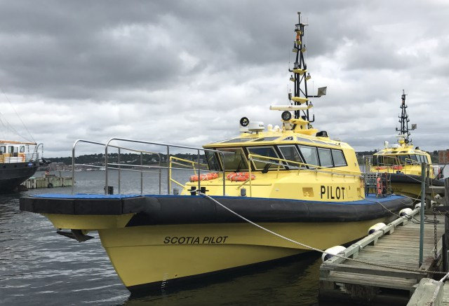 New Pilot Boats