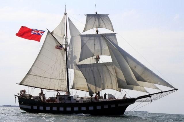 Shipspotting 101: Sailing vessels