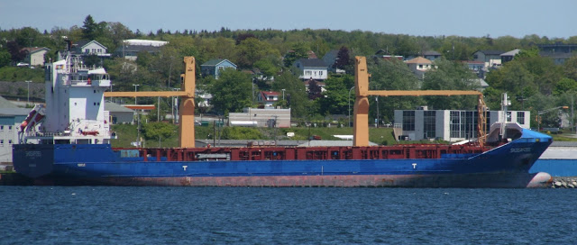Container Service to Portland Maine