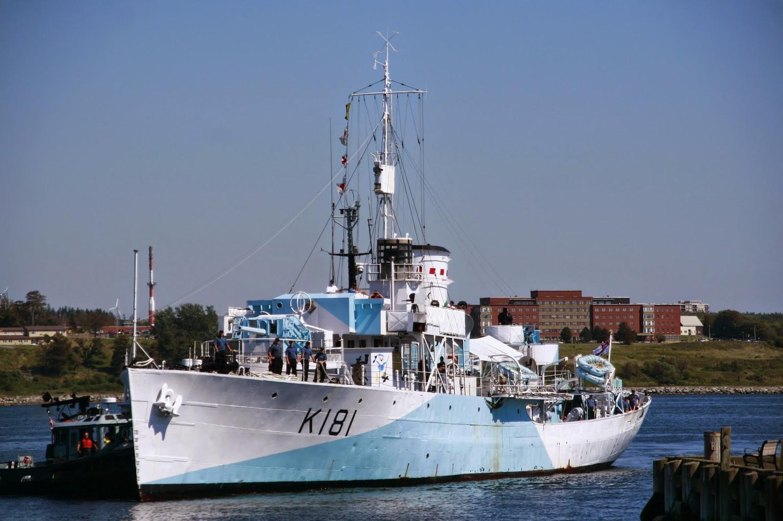 3.5 million to repair HMCS Sackville