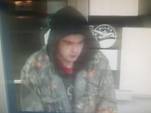 Robbery Suspect Joe Farrow 2