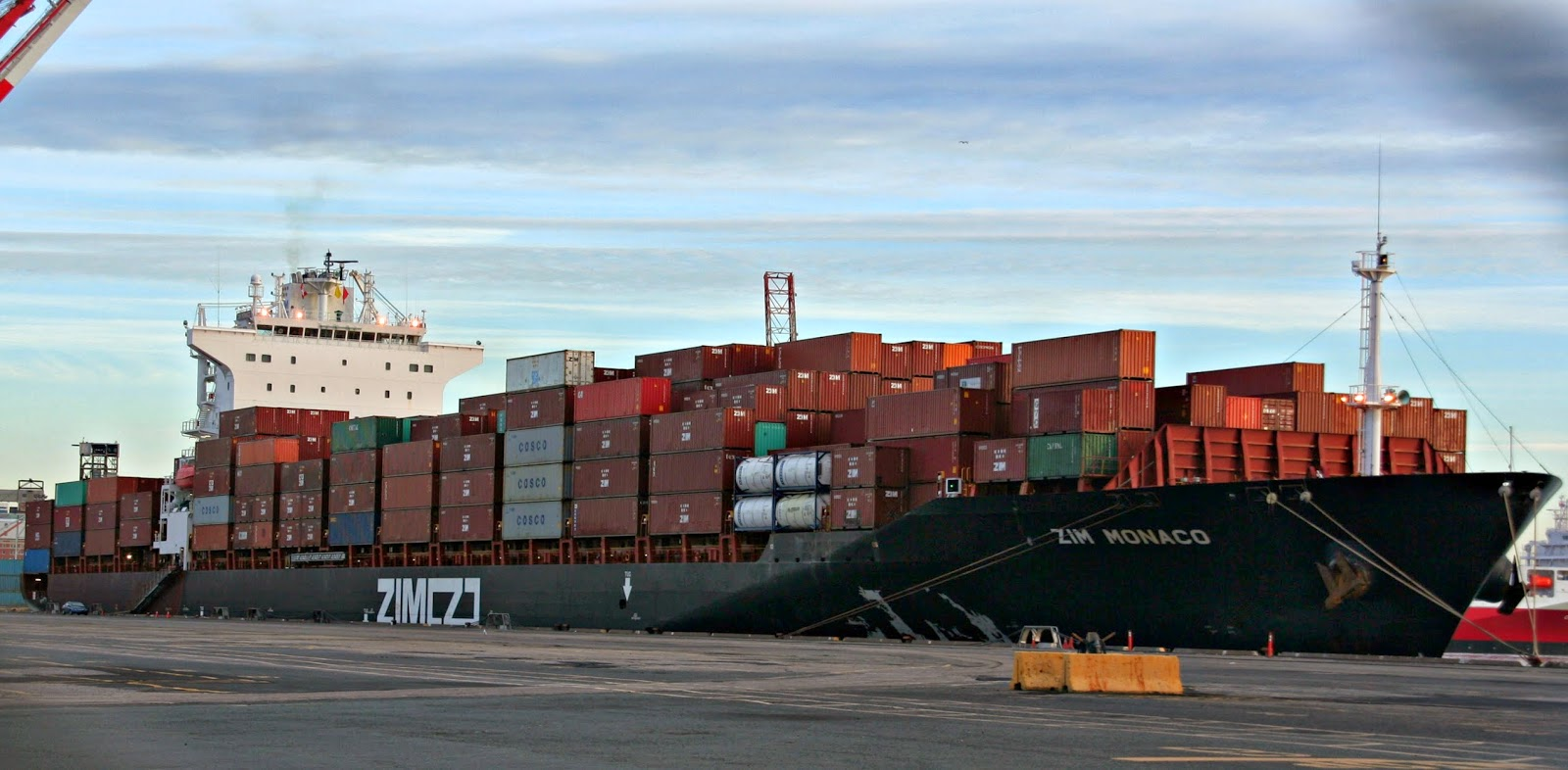 Zim Changes – Halifax Added to CFX, Dropped fro ZCP