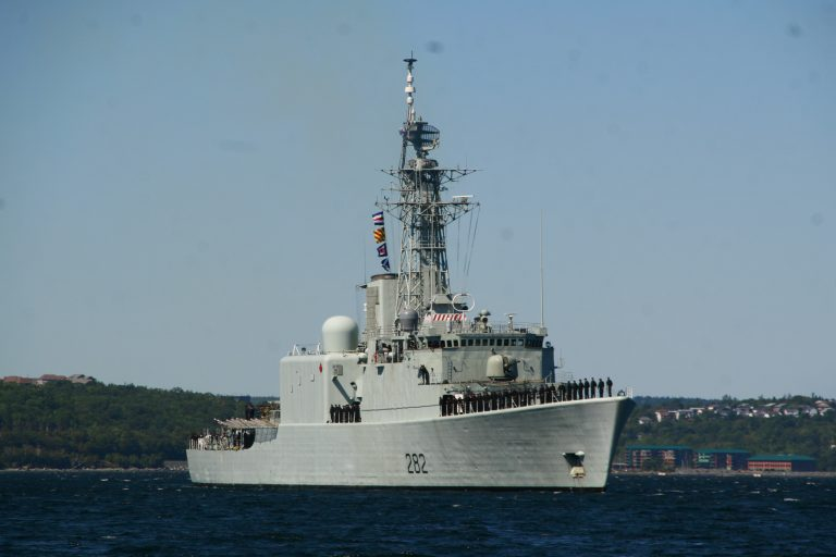 Athabaskan to be towed for disposal Wednesday.