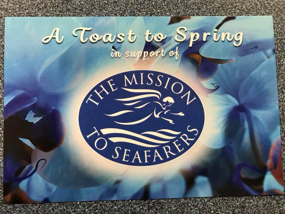 Help support the Mission to Seafarers
