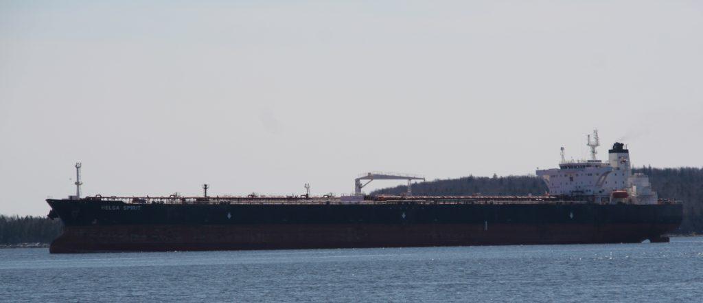 Tanker Traffic