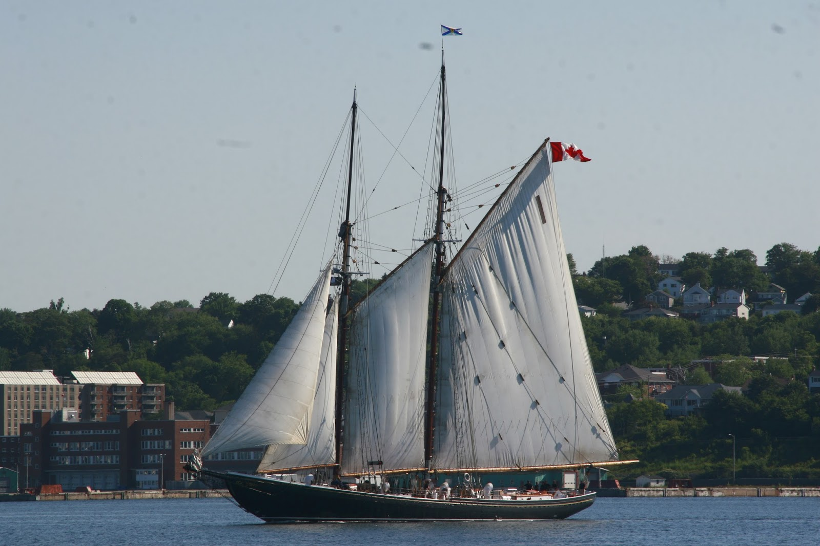 Tall ships this weekend