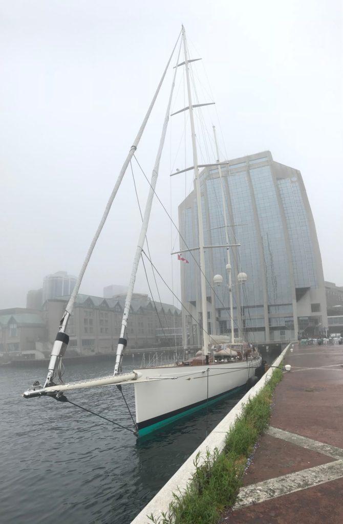 Kamaxitha at Purdy's Wharf
