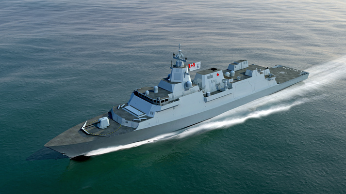 Final CSC Bidders – One of these 3 will be the Next Canadian Warship.