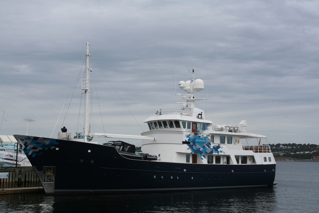 Top 10 Yachts to Visit Halifax