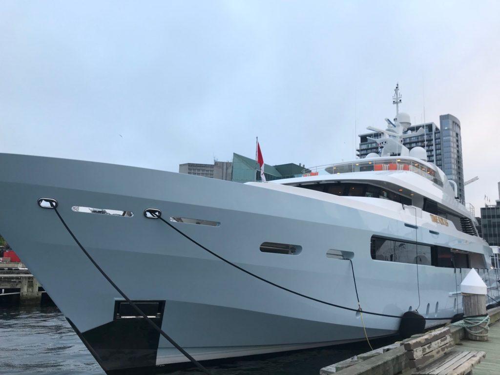 Recent Yachts