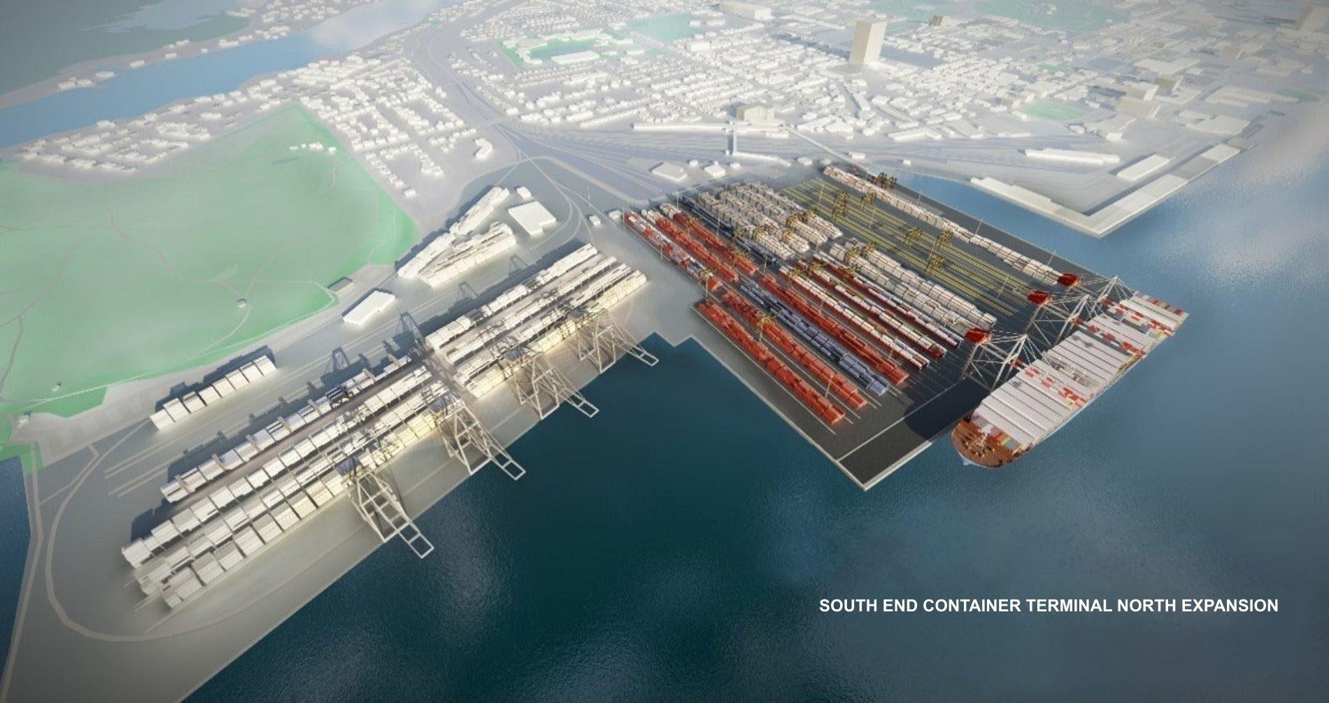 Port Unveils Expansion Plan