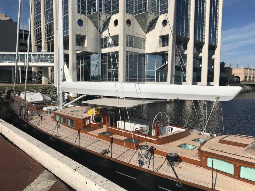 Sailing Yacht Action