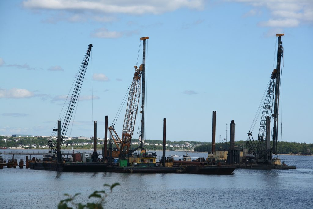 Port of Halifax Commences Berth Extension