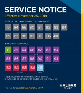 HalifaxTransit RouteMap ServiceNoticePanel Nov2019 Proof v2